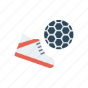 boot, football, play, shoes icon