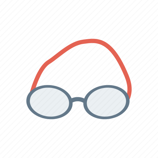 diving, eyewear, glasses, swimming icon