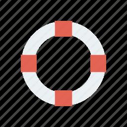 life, savelife, swimming, tube icon
