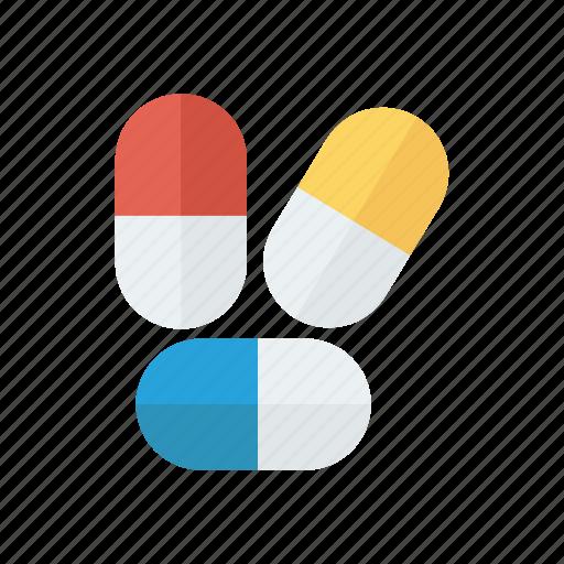 Drugs, medicine, pills, tablets icon - Download on Iconfinder
