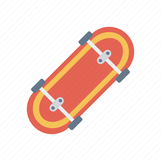 Board, scatting, skateboard, sports icon - Download on Iconfinder