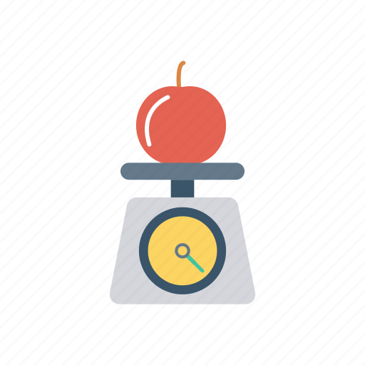 machine, scale, test, weight icon