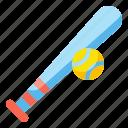 ball, baseball, bat, game, play, sport, sports