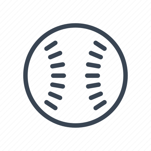 baseball, cricket, softball, sport icon