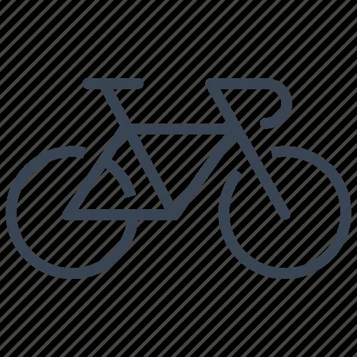 bicycle, bike, cycling, sport icon