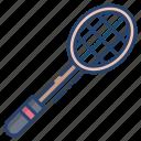 badminton, bat
