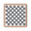 board, chess, table icon