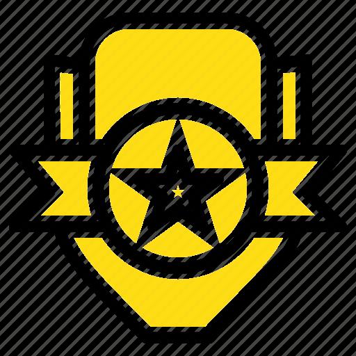 Badge, club, emblem, shield, sport icon - Download on Iconfinder