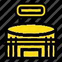 building, exterior, game, sport, stadium icon
