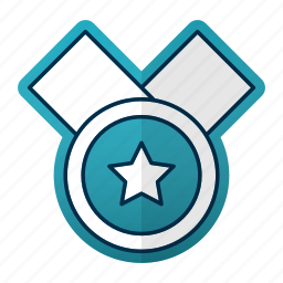 award, medal, prize, sport, victory, winner icon