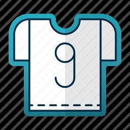 clothing, equipment, shirt, sport, sport shirt, sports icon