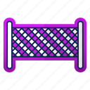 equipment, sport, tennis, tennis equipment, tool icon