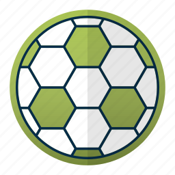 ball, equipment, football, play, soccer, sport icon