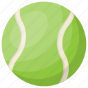 baseball, game, sports, sports ball, tennis ball icon