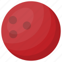 bowling ball, bowling game, sporting equipment, sports, sports accessories icon