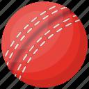 cricket ball, sports equipment, ball, baseball, hard ball