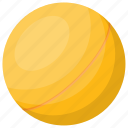 fun, game, hard ball, rubber ball, sports ball icon