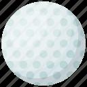 game, golf ball, golf tournament, golfing, sports ball icon