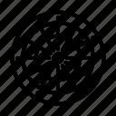 bullseye, dartboard, equipment, sport icon
