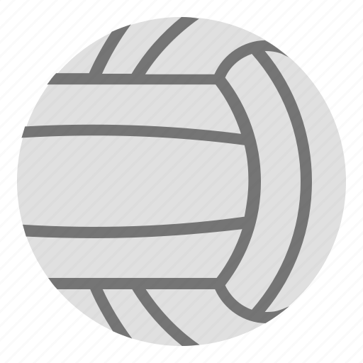 ball, game, sports, volleyball icon