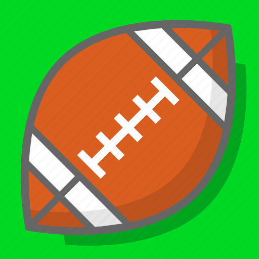 american football, ball, football, goal, nfl, sports, touch down icon