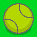 ace, ball, game, lawn, sport, sports, tennis