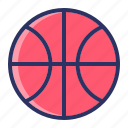 ball, basketball, sports icon