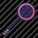 badminton, racket, sports