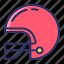 football, helmet, rugby, sports