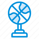 achievement, award, badge, cup, prize, trophy, victory icon