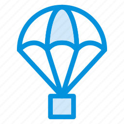 airballoon, flight, fly, hotbaloon, passanger, sky, wind icon