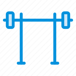 athlete, dumbbell, fitness, gym, sport, training, weight icon