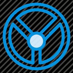 auto, boat, boatsteering, control, service, vehicle, wheel icon