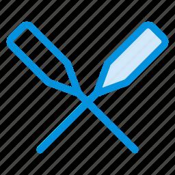 boat, paddle, river, sea, ship, transport, yatch icon