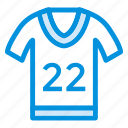 clothes, kit, man, shirt, sport, tshirt, uniform icon