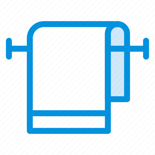 clothing, coathanger, hanger, hotel, stand, toilet, towel icon