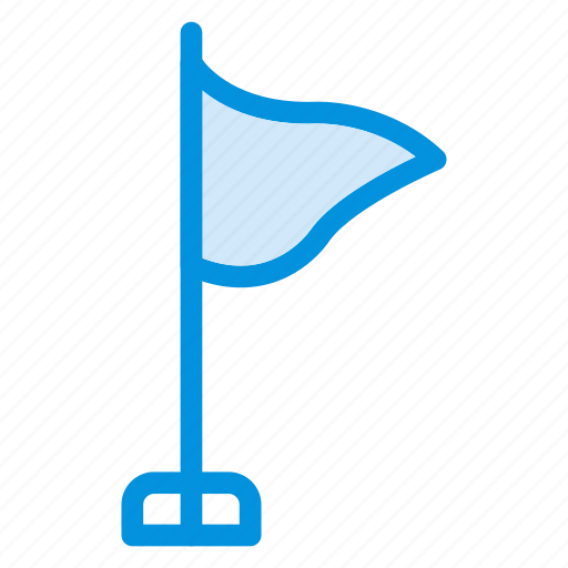 flag, goal, mark, national, pin, report, sign icon