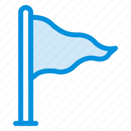 flag, goal, map, pin, planet, report, sign icon