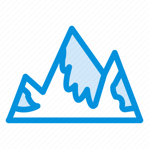 adventure, camping, gallery, mountain, nature, rock, stone icon
