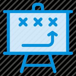 match, point, report, score, scoreboard, statistics, whiteboard icon