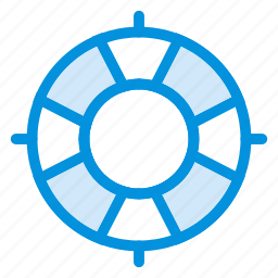 guard, jacket, protection, safety, secure, shield, swim icon