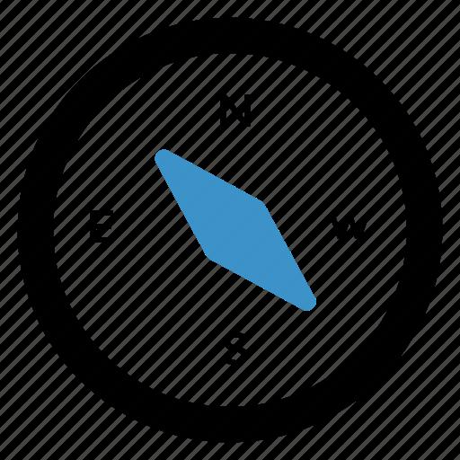 arrow, arrows, compass, direction, location, navigation, pointer icon