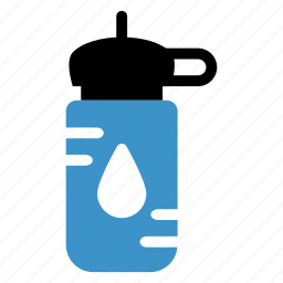 alcohol, bottle, drink, glass, liquid, milk, water icon
