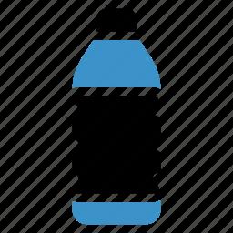 bottle, container, drink, drinkbottle, liquid, milk, water icon
