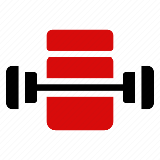 balance, dumbbell, fitness, gym, lifting, sport, weight icon
