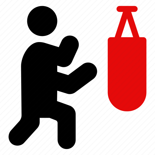 avatar, boxer, boxing, gloves, man, sport, sports icon