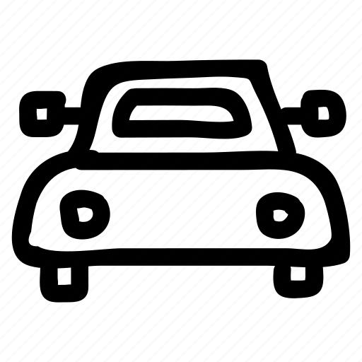 automobile, car, electriccar, speed, transport, vehicle icon