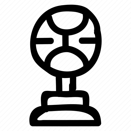ball, bowling, cricket, fitness, play, sports, trophy icon