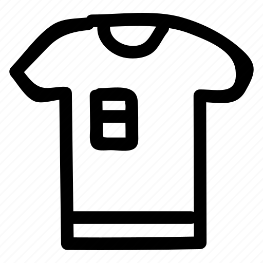 clothing, jersey, kit, man, shirt, sport, wearing icon