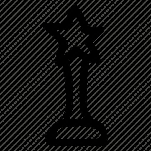 award, cup, prize, reward, star, trophy, winner icon